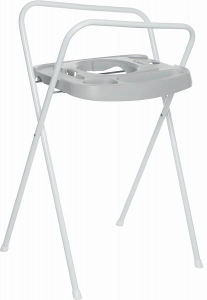 ZEWI bébé-jou Badewannenständer ohne Abflussschlauch-light grey