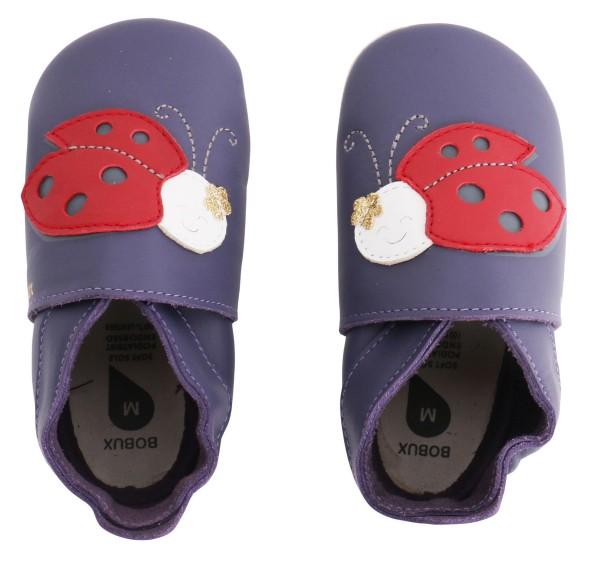 BOBUX Finkli Ladybird purple/S
