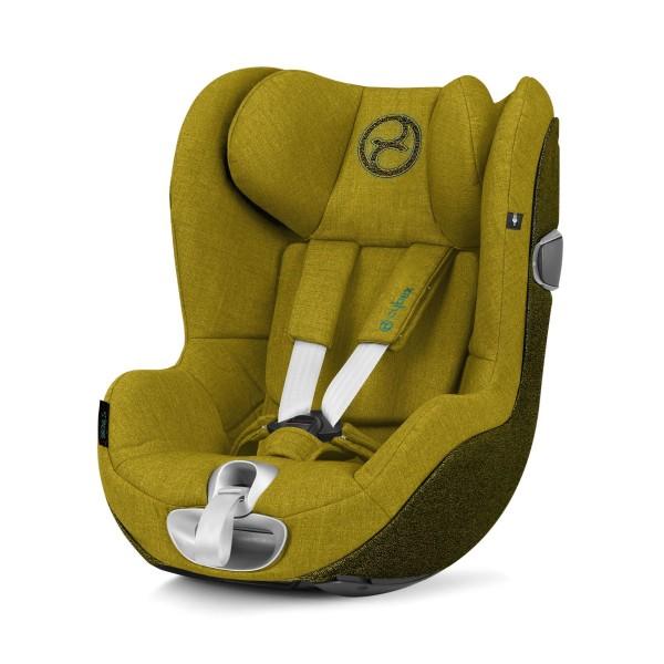 CYBEX Sirona Z i-Size Autositz Plus Mustard Yellow