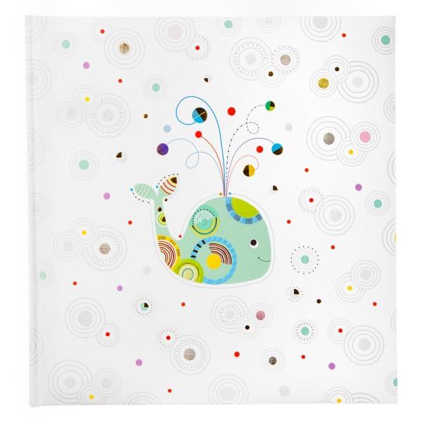 GOLDBUCH Babyalbum Whale Serenity