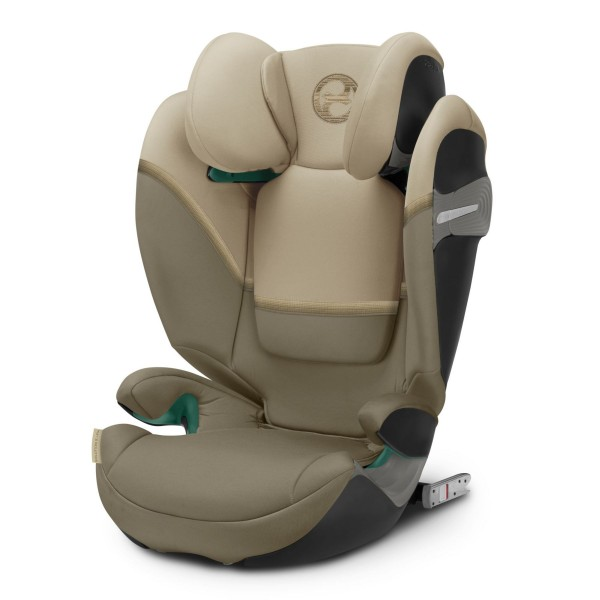 CYBEX Solution S i-Fix Autositz Classic Beige
