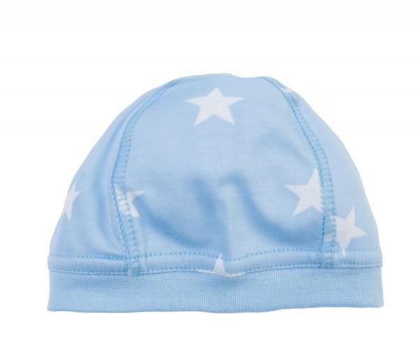 ZEWI bébé-jou Mütze-ciel Stars Gr. S