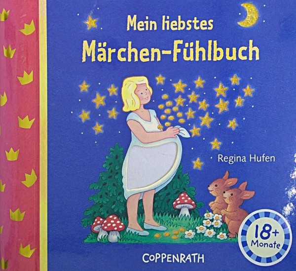 COPPENRATH Mein liebstes Märchen-Fühlbuch