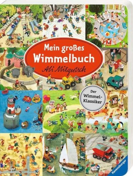 RAVENSBURGER Mein grosses Wimmelbuch