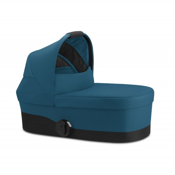 CYBEX Cot S Tragewanne River Blue turquoise