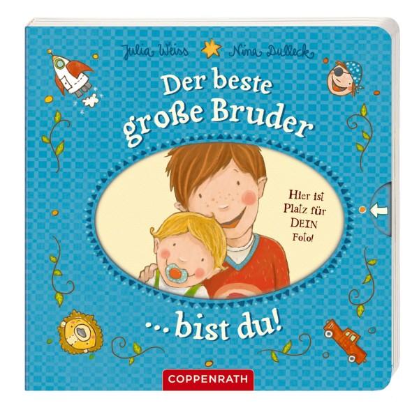 COPPENRATH Buch Der beste grosse Bruder ... bist du!