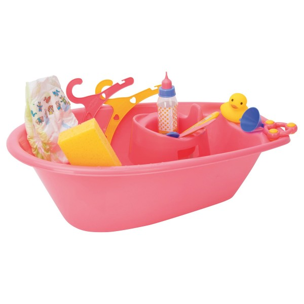 HELESS Badewanne gefüllt