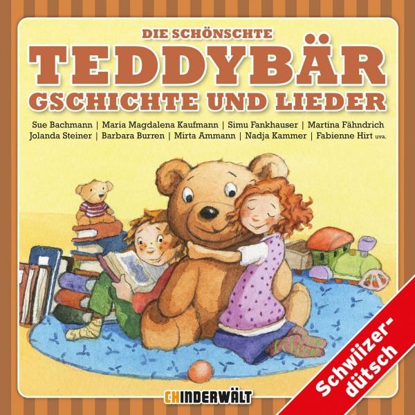 CHINDERWÄLT CD Die schönschte Teddybäregschichte und Lieder