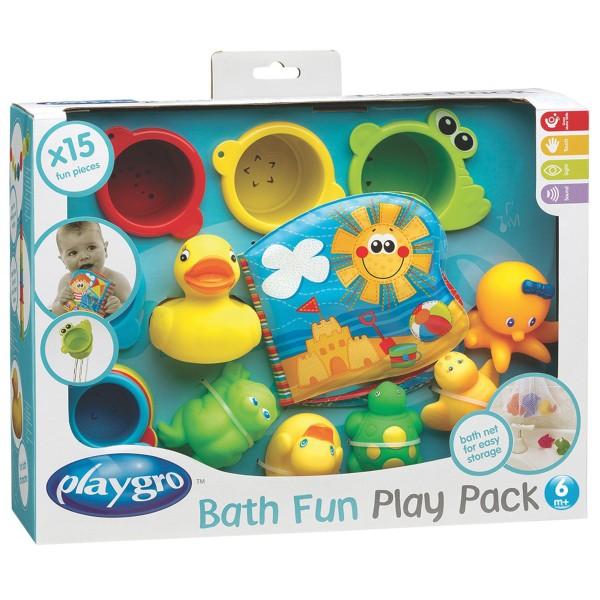 PLAYGRO Badespielzeug Geschenkset