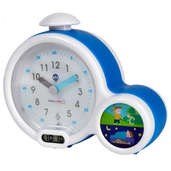 KID´SLEEP Wecker Clock Blau