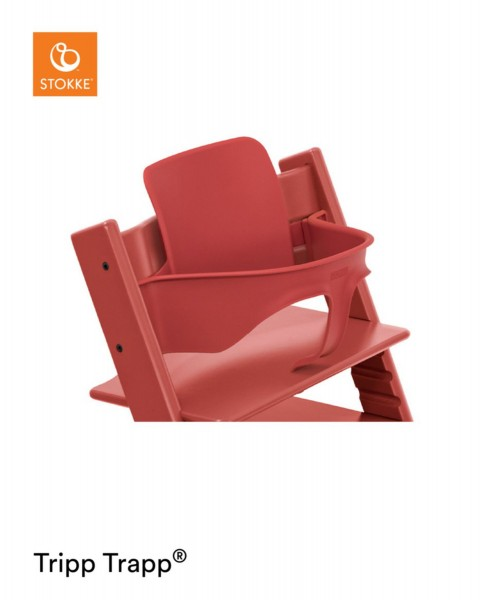 STOKKE® Tripp Trapp Baby Set Warm Red