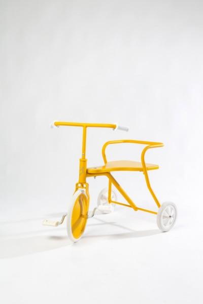 FOXRIDER Dreirad-gelb