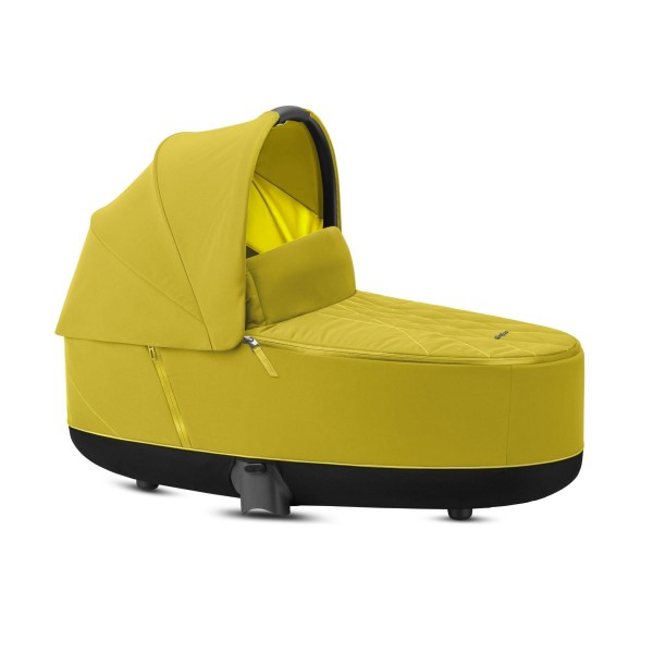 CYBEX Priam Lux Carry Cot Tragewanne Mustard Yellow