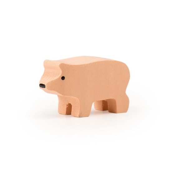 TRAUFFER Schwein klein rosa