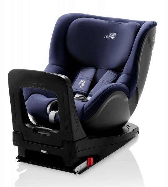 BRITAX RÖMER Dualfix M i-Size Autositz Moonlight blue