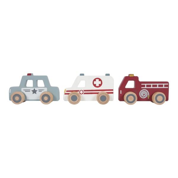LITTLE DUTCH Einsatzfahrzeuge