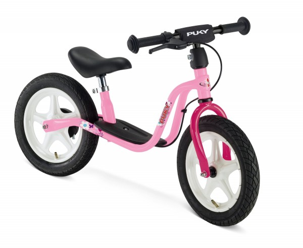 PUKY Laufrad LR 1 Br rosé/pink