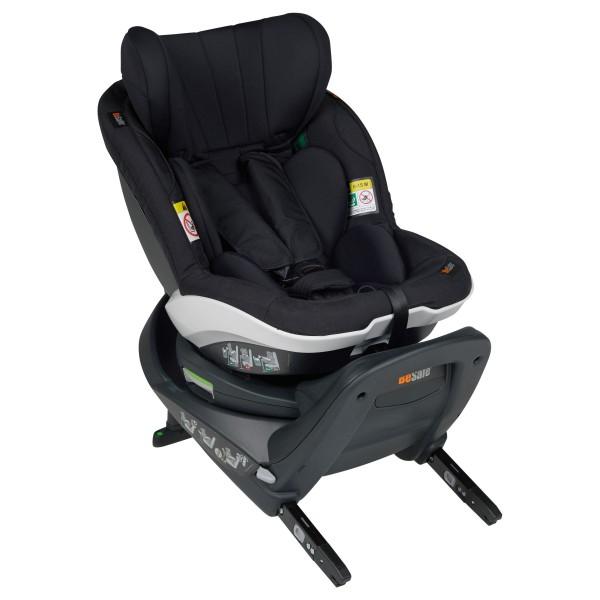 BE SAFE Autositz iZi Turn i-Size fresh black cap