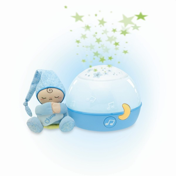 CHICCO Sternenhimmel Projektor blue
