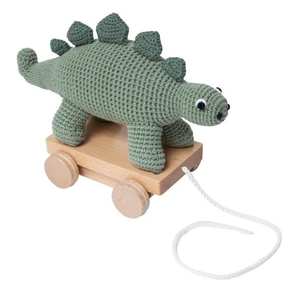 SEBRA Häkel-Nachziehtier, Dino