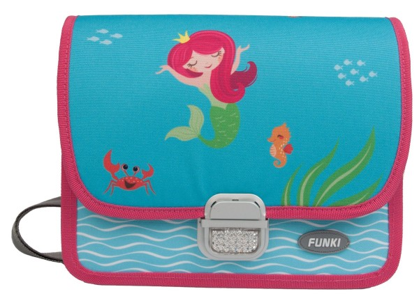 FUNKI Kindergarten Tasche little Mermaid