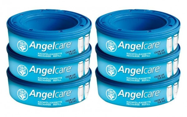 ANGELCARE Nachfüllkassetten Plus 6er Pack