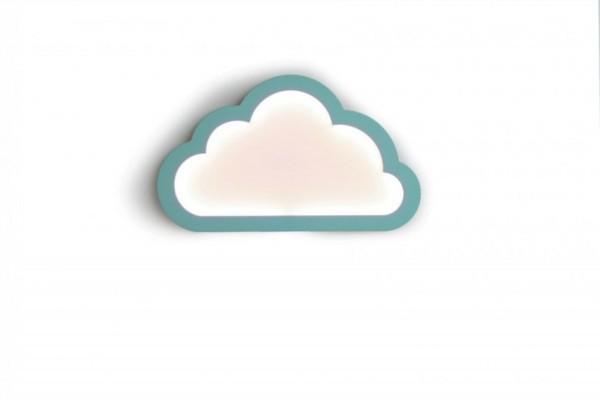 ATELIER PIERRE LED Stimmungslicht - Wolke mint
