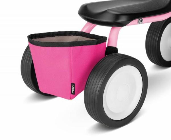 PUKY Rahmentasche für Pukylino u. Wutsch pink