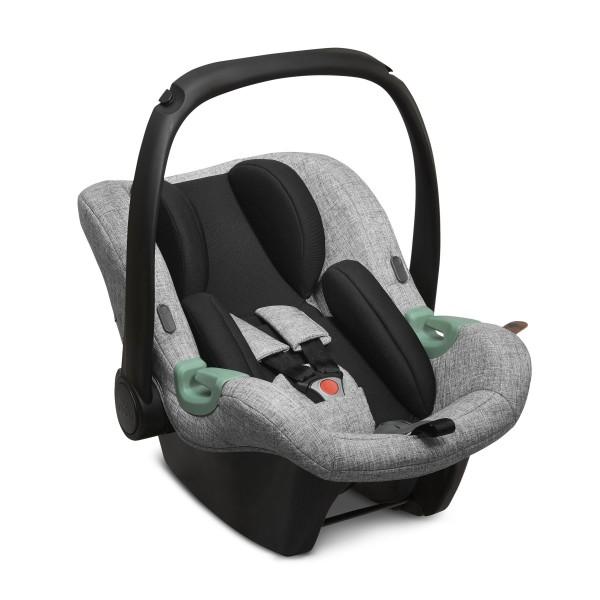 ABC DESIGN Tulip Babyschale Gruppe 0+ Classic graphite grey