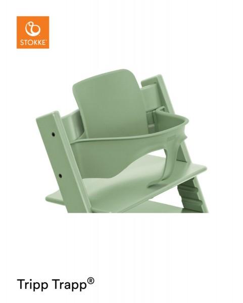 STOKKE® Tripp Trapp Baby Set Moss Green