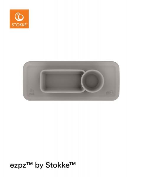 STOKKE® ezpz Platzset für Clikk Soft Grey