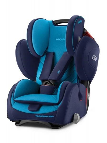 RECARO Autositz Young Sport Hero Xenon Blue