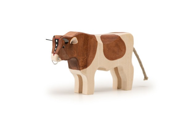 TRAUFFER Stier gross Red-Holstein