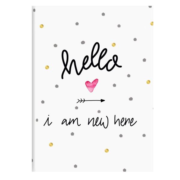 GOLDBUCH Babytagebuch Hello i am new here