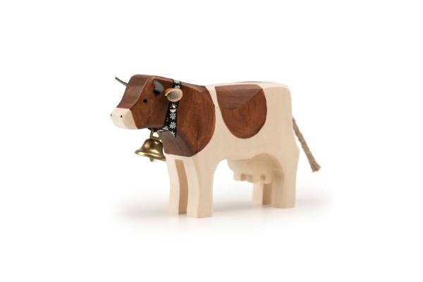 TRAUFFER Kuh 2 stehend Red-Holstein