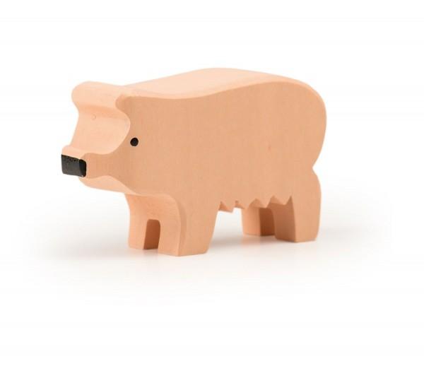 TRAUFFER Schwein gross