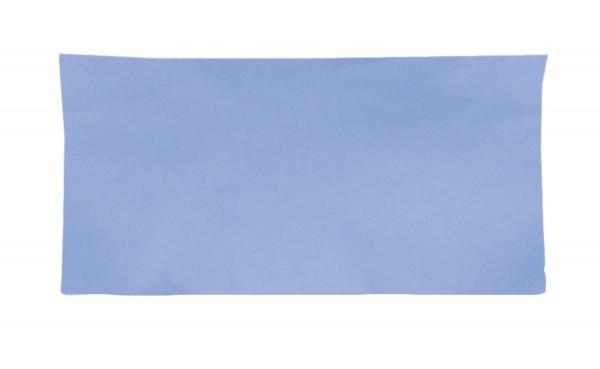 KULI MULI Kissenbezug 40/60cm uni hellblau