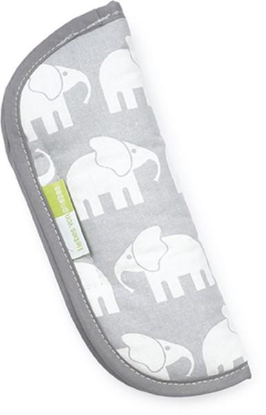 LIEBES VON PRIEBES Artur Gurtpolster elefanten grau