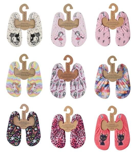 SLIPSTOPS Shoes Mädchen Grösse XS assortiert