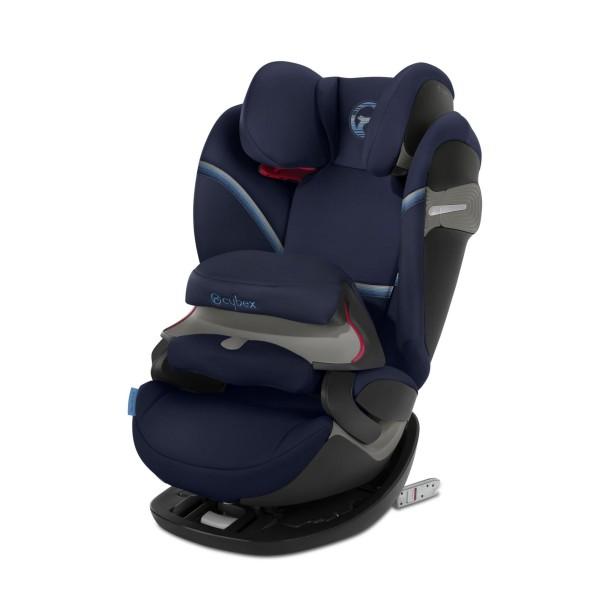 CYBEX Pallas S-Fix Autositz Navy Blue