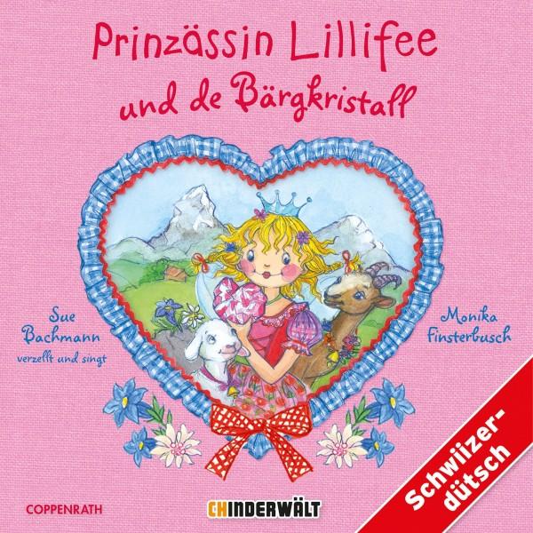 CHINDERWÄLT CD Prinzässin Lillifee und de Bergkristall