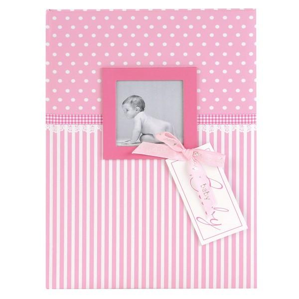 GOLDBUCH Babytagebuch Sweatheart pink