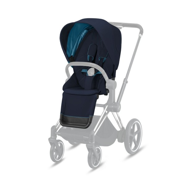 CYBEX Priam Seat Pack Sitzeinhang Nautical Blue