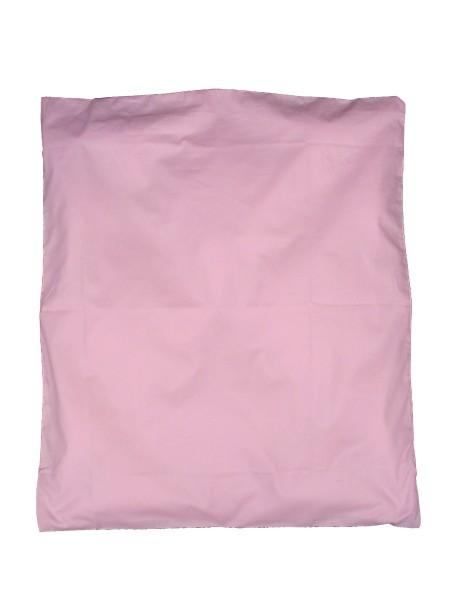 KULI MULI Duvetbezug 65x75cm uni rosa