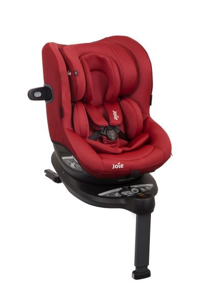 JOIE i-Spin 360 Autositz Merlot