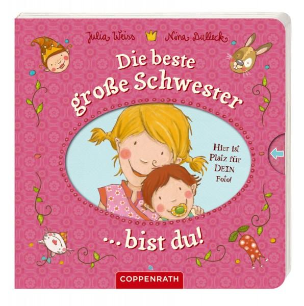 COPPENRATH Buch Die beste grosse Schwester...bist du!