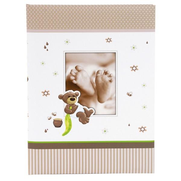 GOLDBUCH Babytagebuch Honigbär