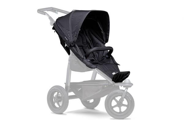 TFK Mono Sportkinderwagensitz-Einhang schwarz