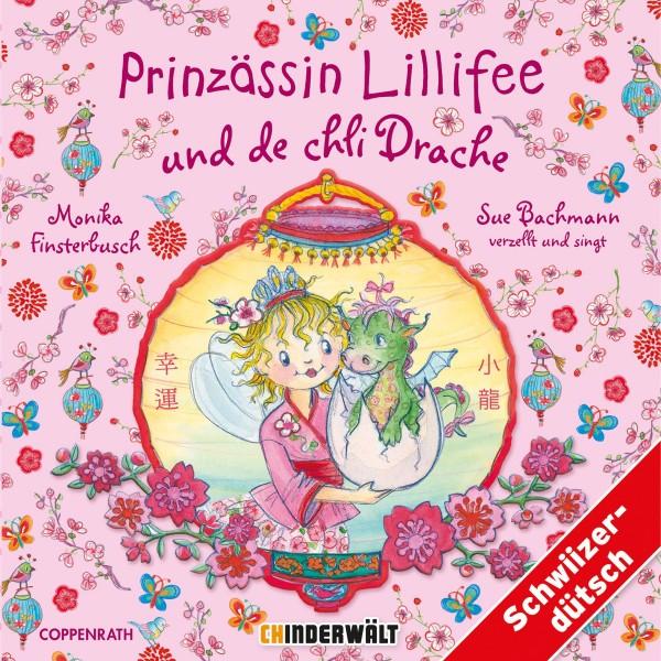 CHINDERWÄLT CD Prinzässin Lillifee und de chli Drache