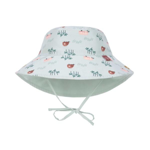 LÄSSIG Sonnenhut, Bucket Hat Caravan mint